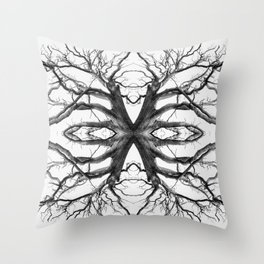 Eyes of the Ents Throw Pillow