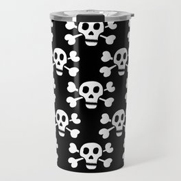 Skull & Crossbones Travel Mug