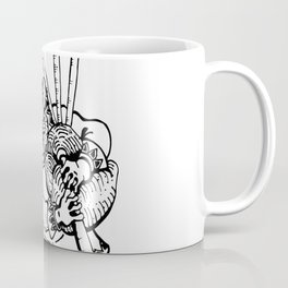 The Travelling Entertainer Coffee Mug