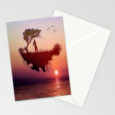 LANDSCAPE - Solitary sister Stationery Cards