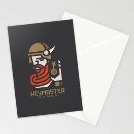 Keymaster Games Stationery Cards