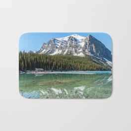 Canada, Banff: Lake Louise Bath Mat
