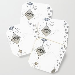 eye art 2 Coaster