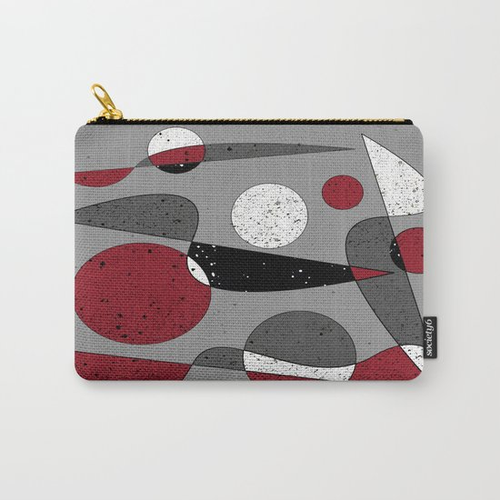 Abstract #156 Carry-All Pouch
