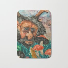 Troll King Bath Mat