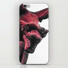 Red Welsh Dragon iPhone Skin