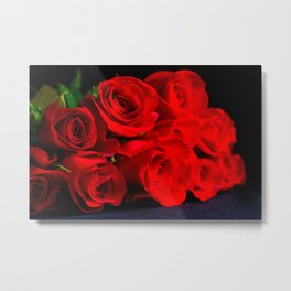 Ignited Passion Metal Print