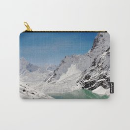 snowy clopes #society6 #decor #buyart Carry-All Pouch