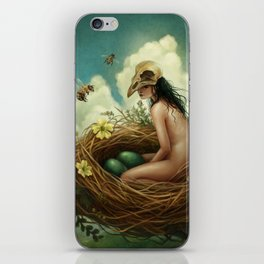 The Nest iPhone Skin