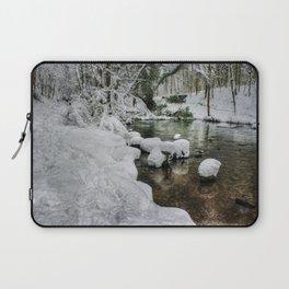 Snowy River Bank Laptop Sleeve