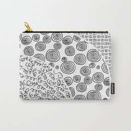 Das Handy Collage Carry-All Pouch