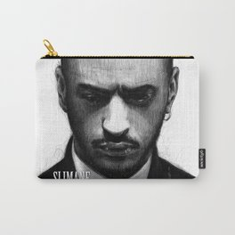 Portrait of Slimane Carry-All Pouch