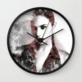 Inktober (Day 9) Wall Clock