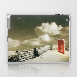 Winter in the Cotswolds, England Laptop & iPad Skin