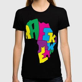Afriki by Coloruben T-shirt