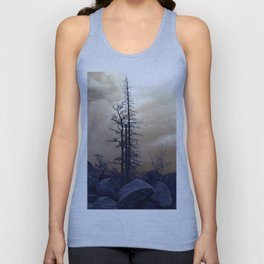 Dead Tree At Needles Highway Unisex Tank Top