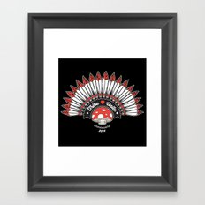 Tribal Classix Framed Art Print