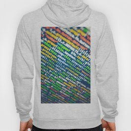 Colorful Code (Color) Hoody