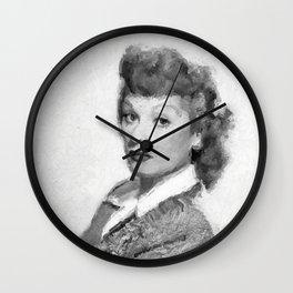 Lucille Ball, Actress Wall Clock