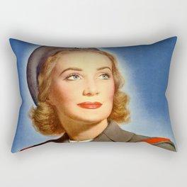 U.S Nurse corps Rectangular Pillow