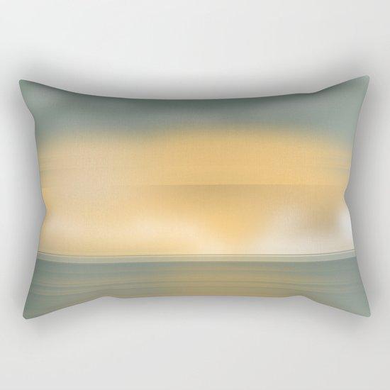Sea Sky Rectangular Pillow