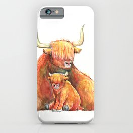 Yakety Yaks iPhone Case