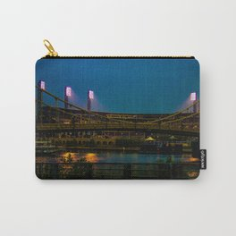 PNC Park pathways Carry-All Pouch