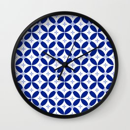 Blumen Wall Clock