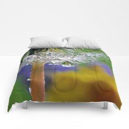 drops of dandelion Comforters