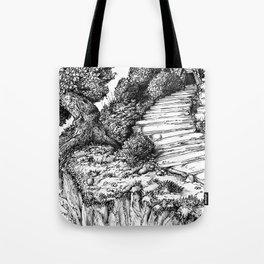 Ancient Tree III Tote Bag