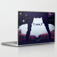 stargate Laptop & iPad Skins featuring INDIA by Nika