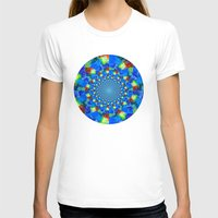 kaleidoscope T-shirts featuring Kaleidoscope  by haroulita