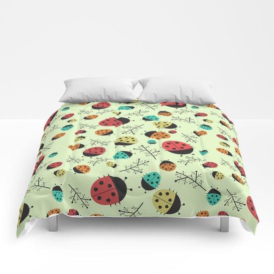 Ladybugs Comforters