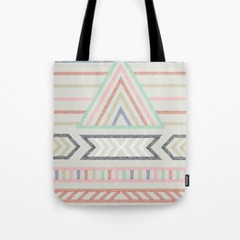 Pyramid ELM THE PERSON Tote Bag