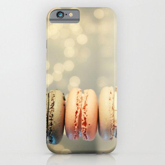 neapolitan macarons iPhone & iPod Case