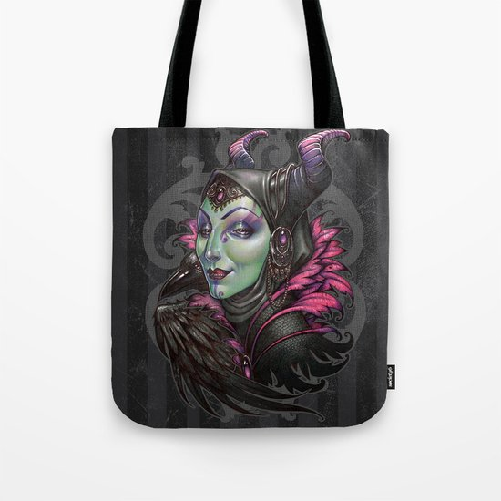 Mistress of Evil Tote Bag