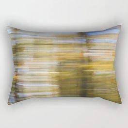 Forest Wipe – Wald-Wusch Rectangular Pillow