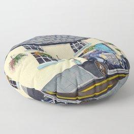 The Borderers - Brecon & Zapp Family Floor Pillow
