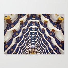 Burj Al Arab Jumeirah, Dubai Canvas Print