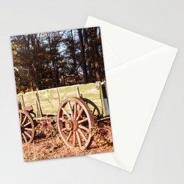 Fall farm days Stationery Cards