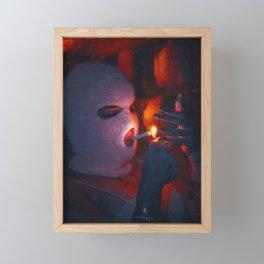 Queenpin Framed Mini Art Print