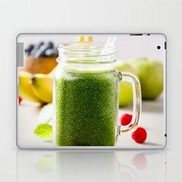 green smoothie Laptop & iPad Skin