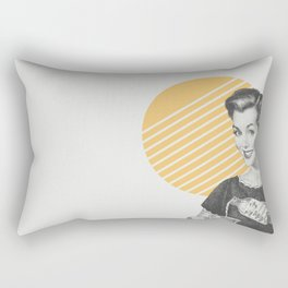 When Life Hands You Lemon Juice Concentrate -- Make Lemonade. Rectangular Pillow