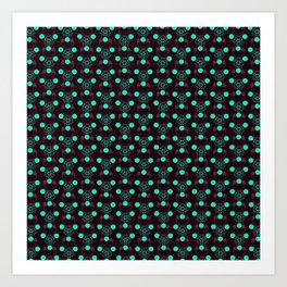 Bubble Compound 02 Art Print
