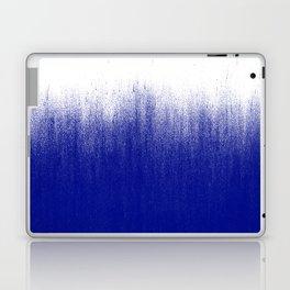 Ink Blue Ombré Laptop & iPad Skin