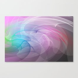 Power and positive energy, 21 Canvas Print
