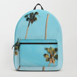 Palm Tree Sunshine Backpack