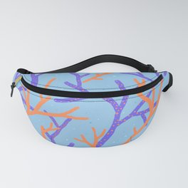 Corals Fanny Pack