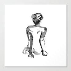 Feminity Canvas Print
