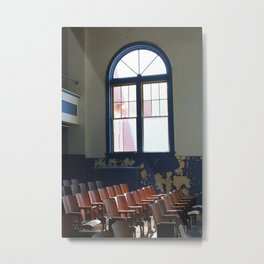 old schoolhouse Metal Print